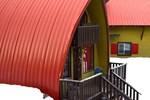 Отель Red Shutter Cabin