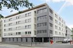 Апартаменты Séjours & Affaires Rennes Villa Camilla