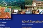 Гостевой дом Hotel Brandbach
