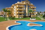 Апартаменты Apartamentos y Villas Oliva Nova Golf