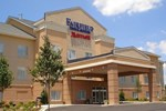 Отель Fairfield Inn and Suites by Marriott Birmingham Fultondale I-65