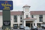 Отель Holiday Inn Express Valley-I 85