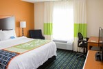 Отель Fairfield Inn and Suites Carlsbad