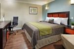 Отель American Inn Downey