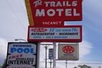 Отель Trails Motel