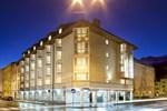 Отель Hotel Alpinpark