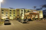 Отель Fairfield Inn and Suites Melbourne Palm Bay Viera
