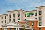Отель Holiday Inn Express Hotel & Suites Chicago Airport West-O'Hare