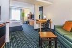 Отель Fairfield Inn Suites Indianapolis Downtown