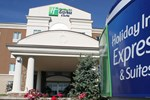 Отель Holiday Inn Express Hotel & Suites Terre Haute