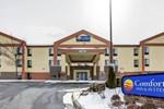 Отель Comfort Inn Lenexa