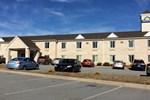 Отель Continental Inn & Suites Greensboro