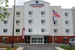 Отель Candlewood Suites Wake Forest-Raleigh Area