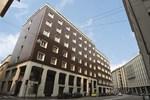 Отель Hotel Plaza Padova
