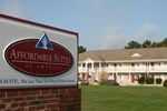 Апартаменты Affordable Suites Charlottesville