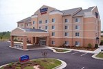 Отель Fairfield Inn and Suites South Hill I-85