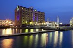 Отель Holiday Inn Express Manchester - Salford Quays