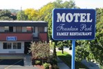 Отель Fountain Park Motel