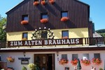 Отель Hotel Zum Alten Brauhaus