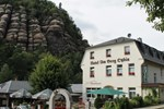 Отель Hotel am Berg Oybin