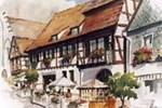 Отель Hotel-Restaurant Zum Anker