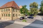 Отель Land-gut-Hotel Gelber Löwe