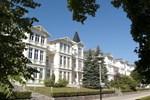 Отель Strandpalais Zinnowitzer Hof