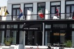 Отель Hotel Zeespiegel
