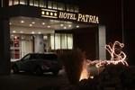 Отель Hotel Patria