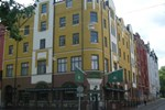 Отель Hotell Hörnan