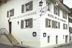 Отель Hotel de la Couronne