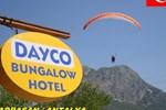 Отель Dayco Pansiyon Bungalow