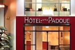 Отель Hotel Padoue