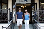 Отель Merton Hotel