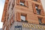 Отель Hotel Montana
