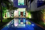 Вилла Two Villas Holiday Phuket Oxygen Style Bang Tao Beach