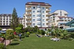 Отель Hotel Titan Garden