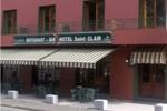 Отель Hôtel Saint Clair