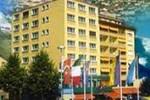 Отель Hotel Alpes & Rhone