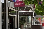 Отель Mercure Angers Centre Gare