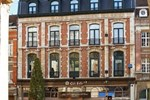Отель Theater Hotel Leuven Centrum