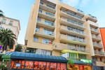 Апартаменты Studiotel - Quality Hotel Menton Meditérannée