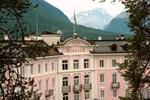 Отель Hotel Bernina 1865