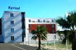 Отель Kyriad Perpignan Sud