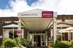 Отель Mercure Norwich Hotel