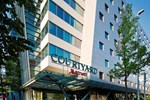 Отель Courtyard by Marriott Prague Flora