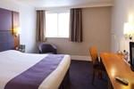 Отель Premier Inn Halifax Town Centre