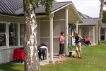 Отель Sandskogens Camping & Stugor