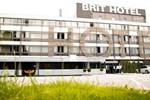 Отель Brit Hotel Saint Brieuc