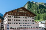 Отель Wellness Hotel Silvretta